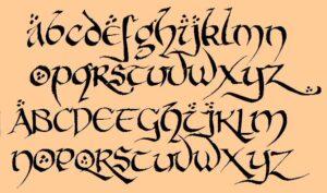 Hobbit-Schrift